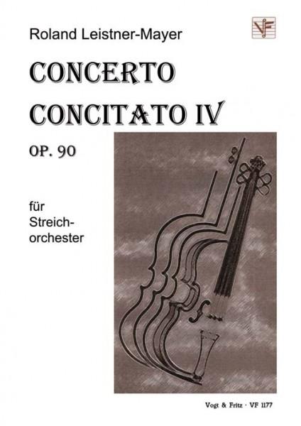 Concerto Concitato Nr. IV op. 90