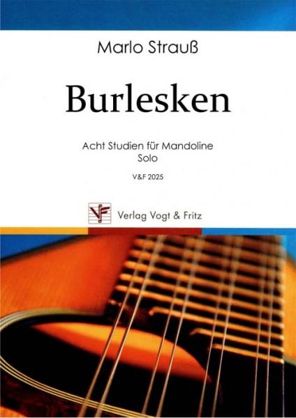 Burlesken - Acht Studien