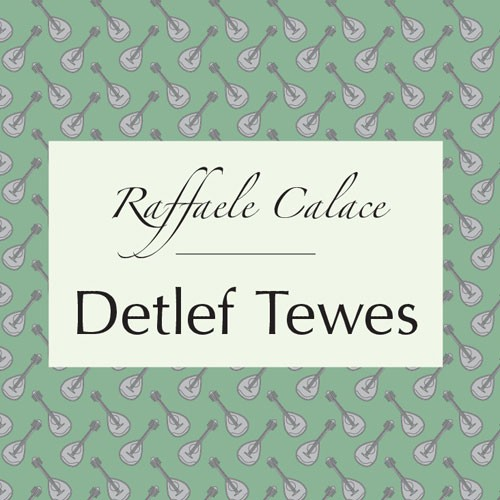 Raffaele Calace - Complete Preludes - Sämtliche Präludien Mandoline Solo