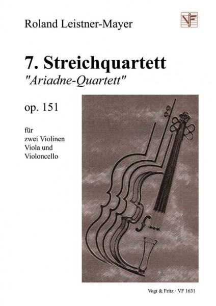 7. Streichquartett op. 151