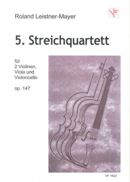 5. Streichquartett op. 147