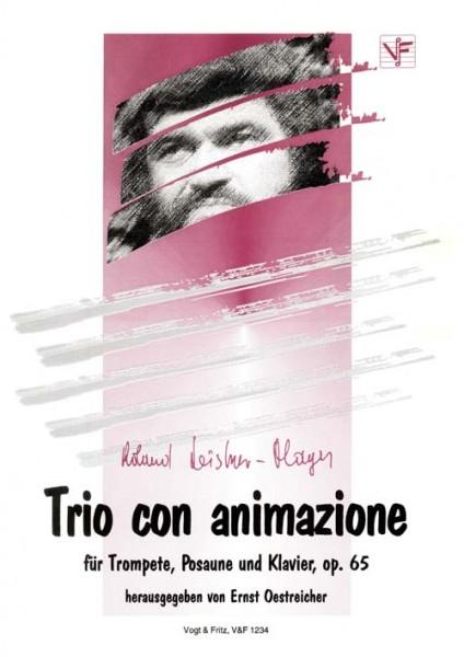 Trio con animazione op. 65