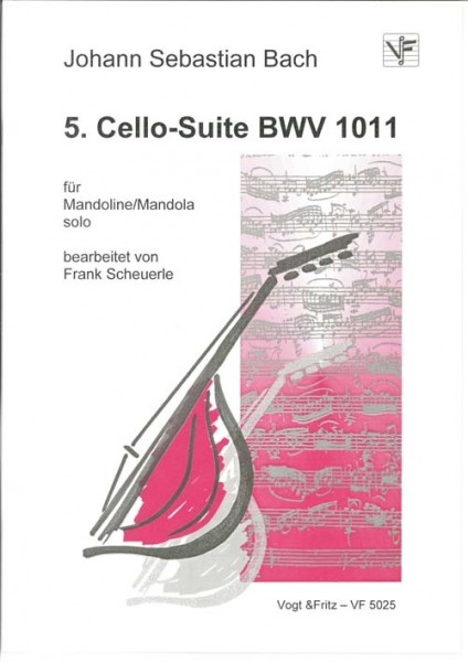 5. Cello-Suite BWV 1011