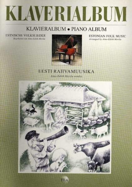 Klavieralbum I / Piano Album I / Klaverialbum I