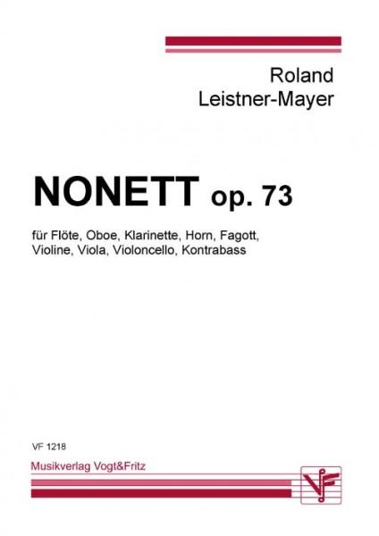 Nonett op. 73