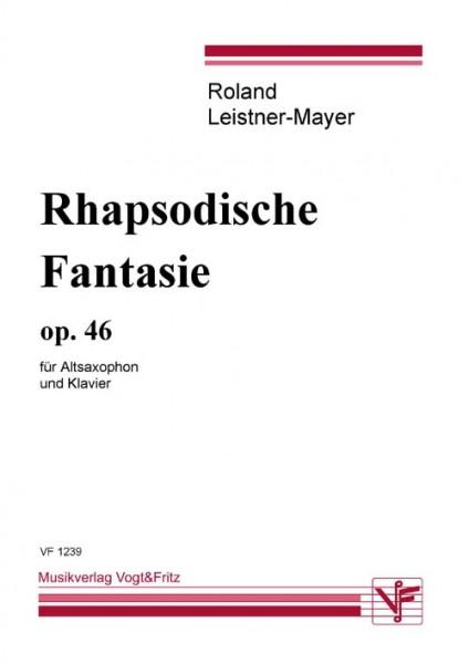 Rhapsodische Fantasie op. 46