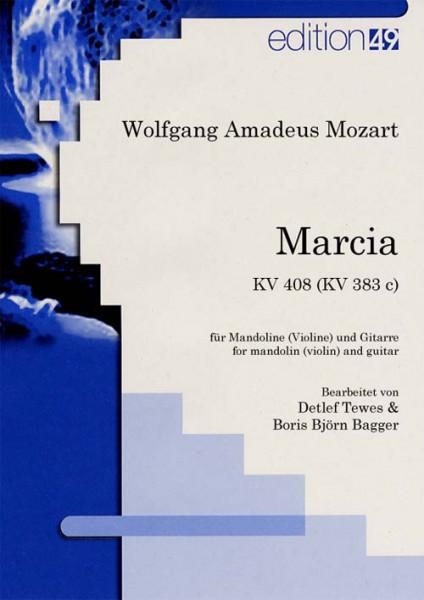 Marcia, KV 408 (KV 383 c)