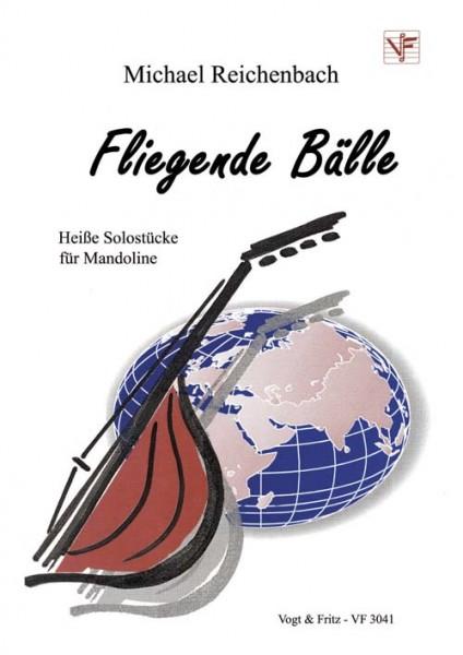 Fliegende Bälle - Heiße Solostücke für Mandoline