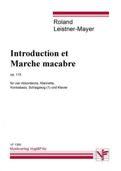 Introduction et Marche macabre op. 115