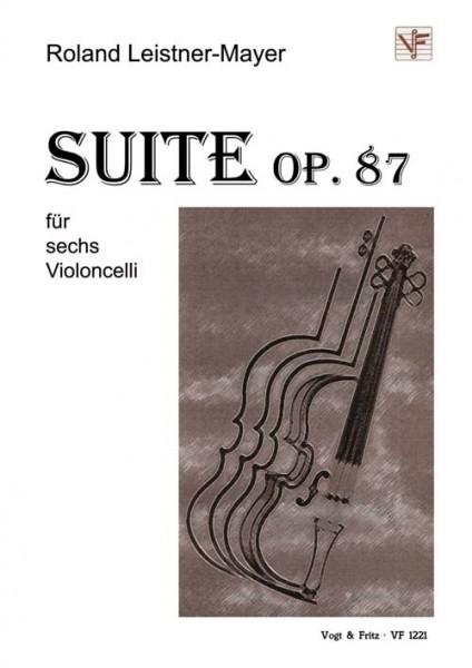 Suite op. 87