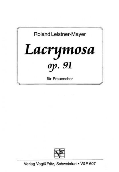 Lacrymosa op. 91
