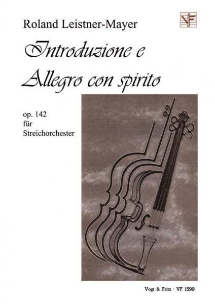 Introduzione e Allegro con spirito op. 142