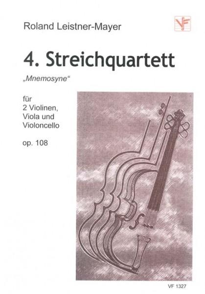 4. Streichquartett op. 108 - Mnemosyne