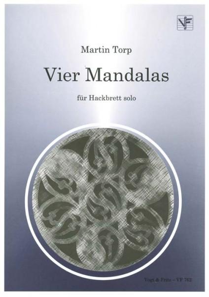 Vier Mandalas