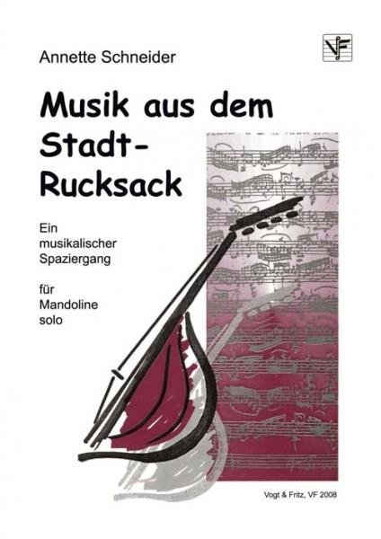 Musik aus dem Stadtrucksack