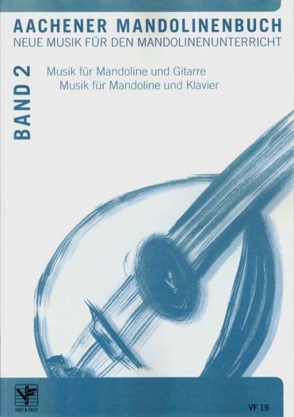 Aachener Mandolinenbuch Band2
