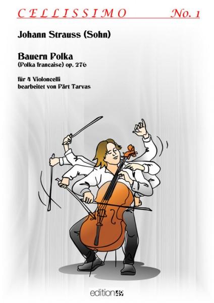 Bauernpolka op. 276