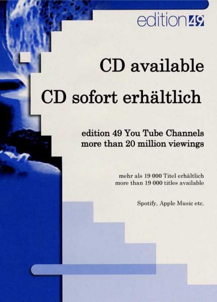 Virtuose Kammermusik mit Gitarre CD
