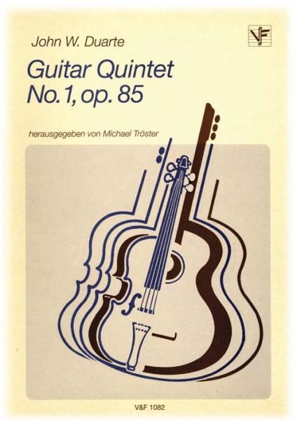 Guitar Quintet Nr. 1 op. 85