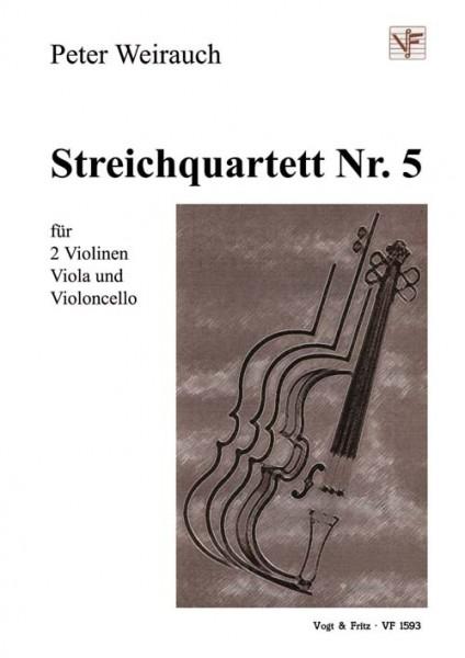 Streichquartett Nr. 5