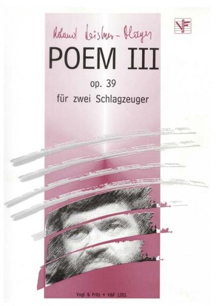 Poem III op. 39