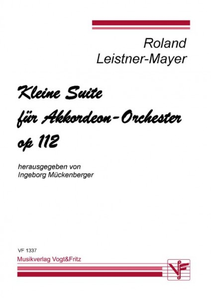 Kleine Suite op. 112