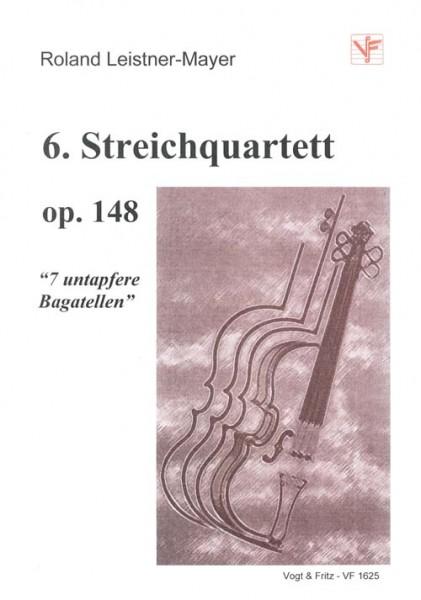 6. Streichquartett op. 148