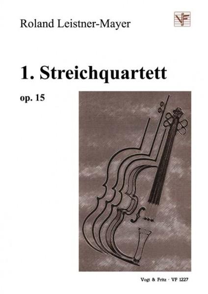 1. Streichquartett op. 15