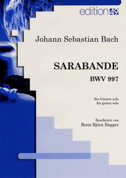 Sarabande aus Suite BWV 997