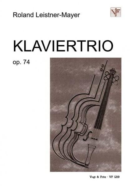 Klaviertrio op. 74