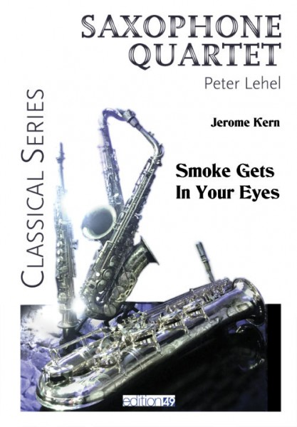 Smoke Gets In Your Eyes