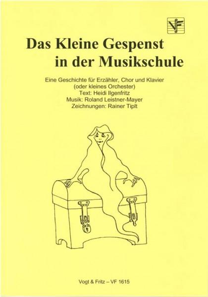 Das Kleine Gespenst in der Musikschule op. 143