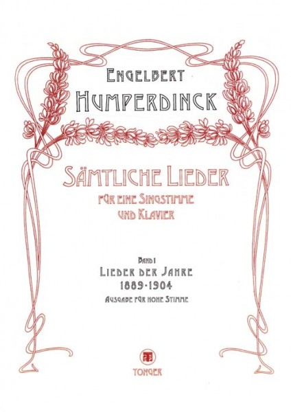 Lieder 1889-1904
