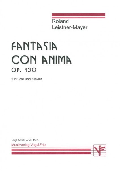 Fantasia con anima op. 130