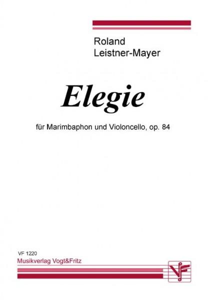Elegie op. 84