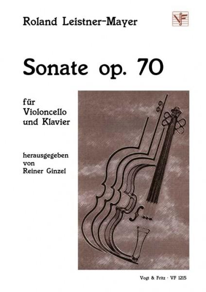 Sonate op. 70