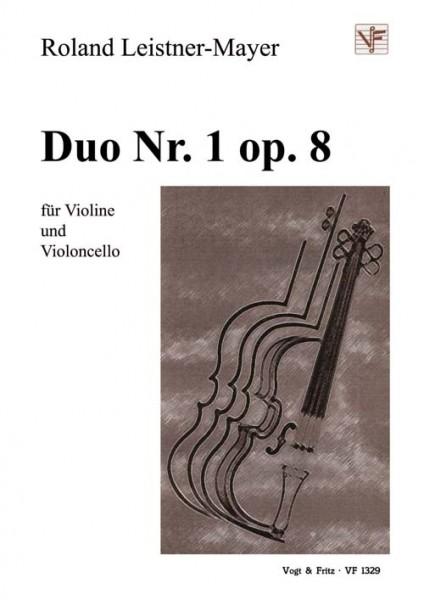 Duo Nr. 1 op. 8