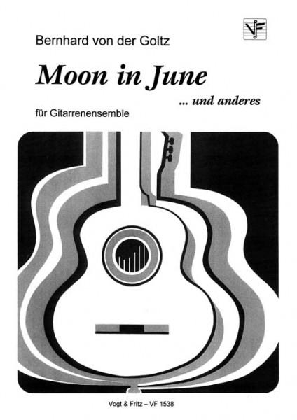 Moon in June ... und anderes