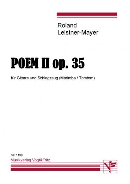 Poem II op. 35