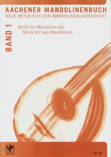 Aachener Mandolinenbuch Band1