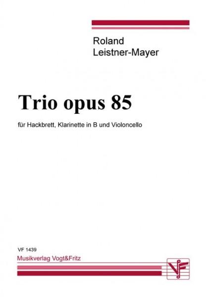 Trio op. 85