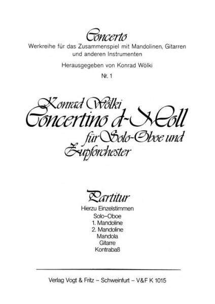 Concertino d-moll op. 97