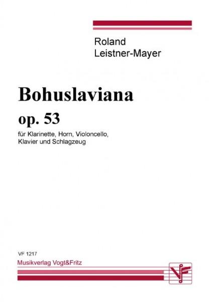 Bohuslaviana op. 53