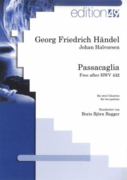 Passacaglia frei nach Georg Friedrich Händel HWV 432 und Johan Halvorsen