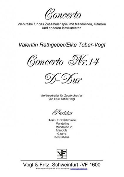 Concerto Nr. 14 D-Dur