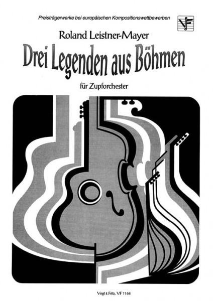 Drei Legenden aus Böhmen