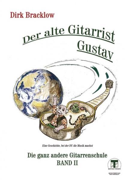 Der alte Gitarrist Gustav