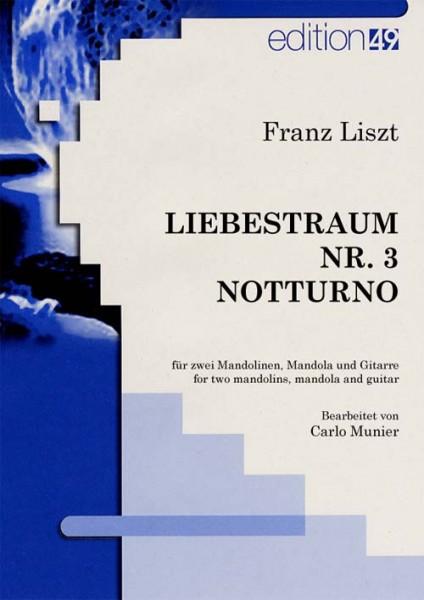 Liebestraum Nr. 3, Notturno arranged by Carlo Munier