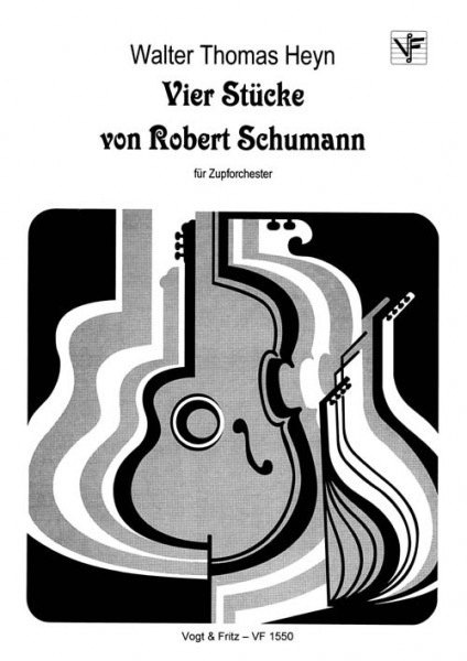 Vier Stücke von Robert Schumann