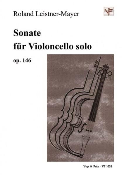 Sonate für Violoncello-Solo op. 146